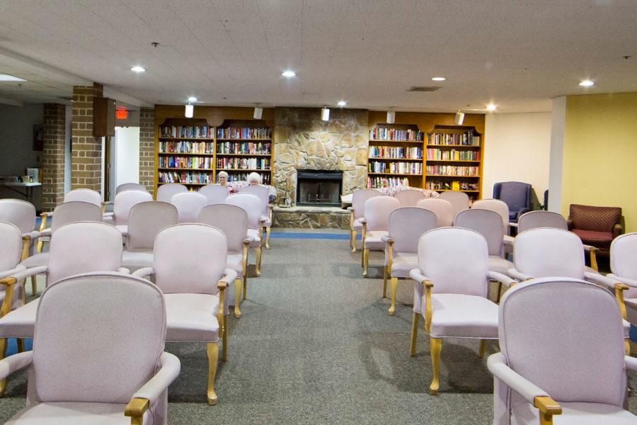 Library-Senior-Living-Eastgate-Ohio